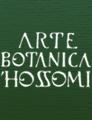 ARTE BOTANICA HOSSOMI